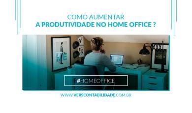 Como aumentar a produtividade no home office - site 390x230px