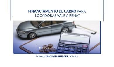Financiamento de Carro para Locadoras