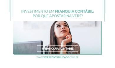 Investimento franquia contábil