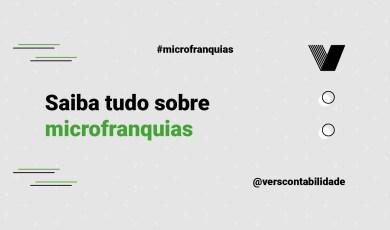 Saiba tudo sobre microfranquias