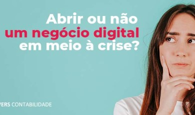 negocio digital na crise