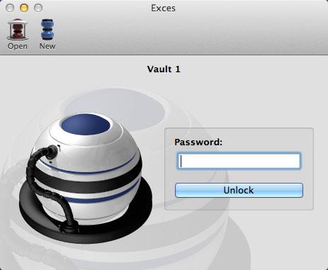 Lock Folder in Mac OS X