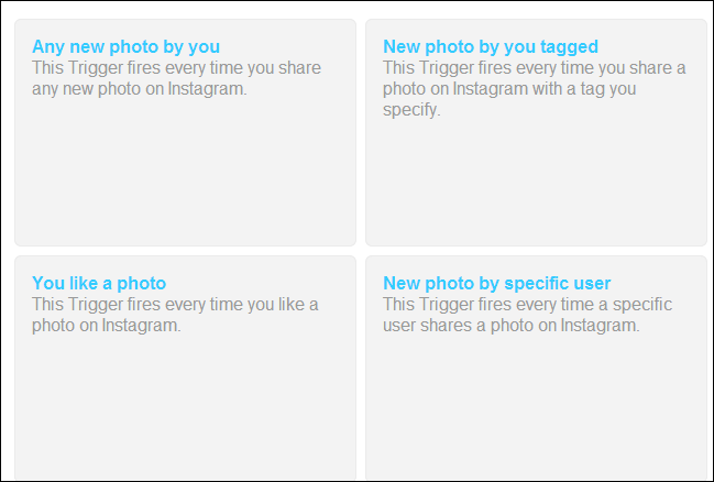 Download Instagram Video to Google Drive using IFTTT