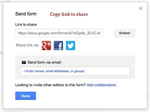 copy-google-form-link