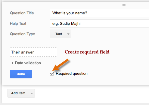google-form-required-field