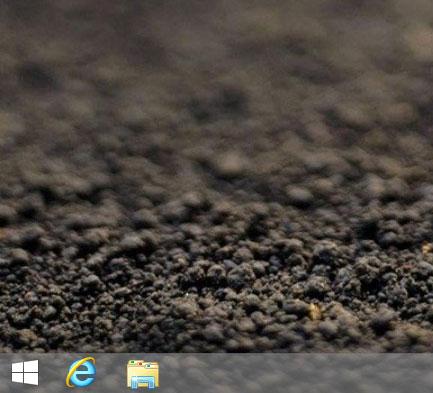 start button of windows 8.1