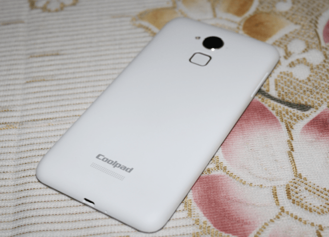 CoolPad Note 3 Back