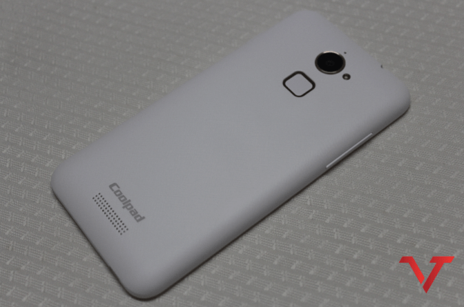 Coolpad Note 3 Lite Back
