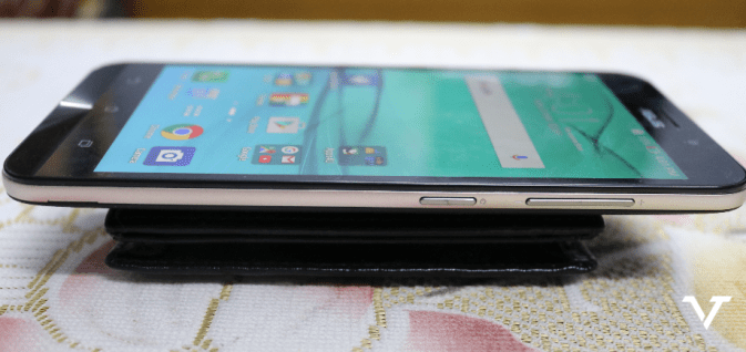 Asus Zenfone Max Power Button and Volume Rocker
