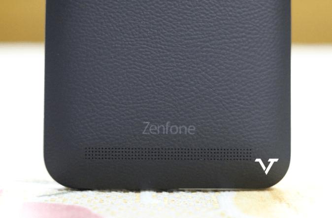 Zenfone Max Back Speaker Grill