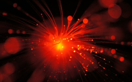 Twisted light could dramatically boost Internet speeds