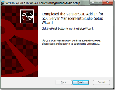 Use WiX Toolset To Install SSMS 2008R220122014 Add Ins