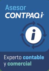Estamos certificados como Distribuidor CONTPAQi, Experto Contable y Experto Comercial