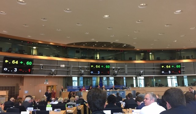 Horizon Europe: Primo voto in Parlamento europeo