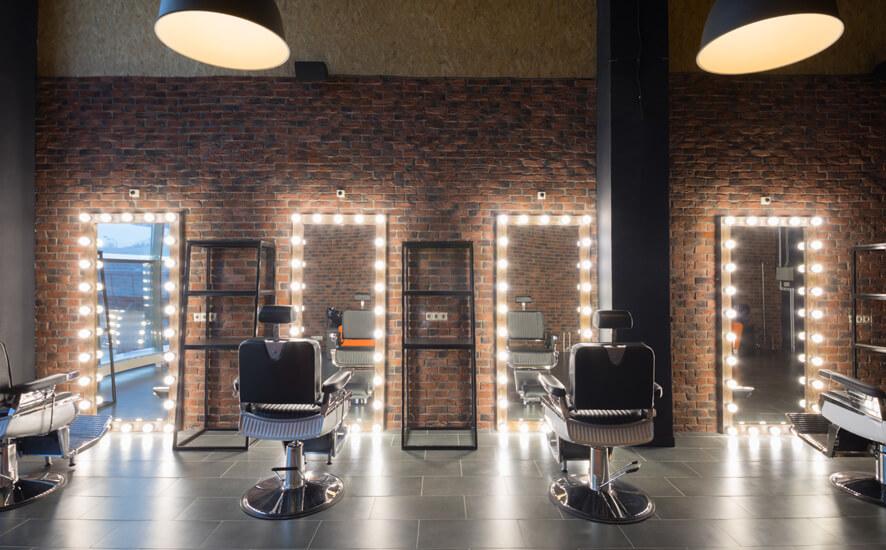 hair salon lighting how good lighting