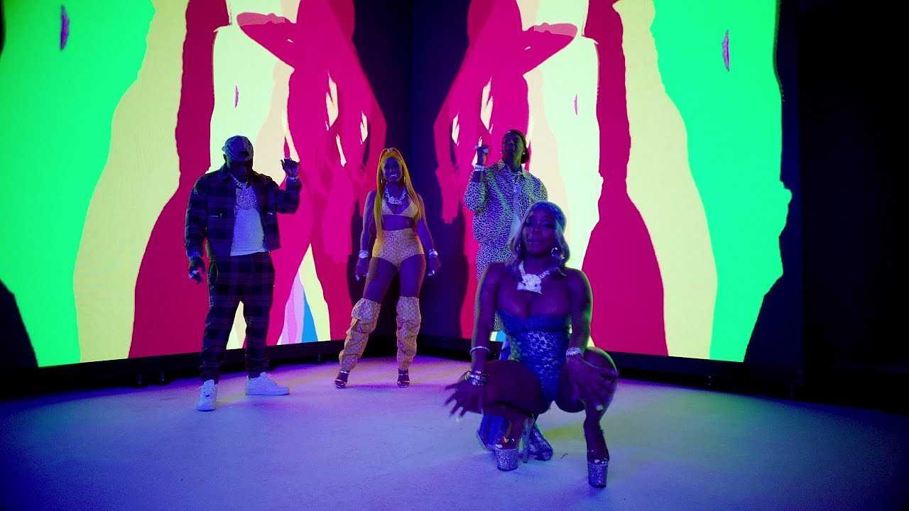 Dancing shagging on the boulevard. Moneybagg Yo Feat City Girls Dababy Said Sum Remix Lyrics