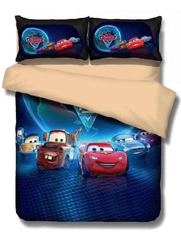 Copriletti, lenzuola e trapunta piumone cars disney pixar. Simile Cars Set Letto Copri Piumone Copripiumino Duvpr02