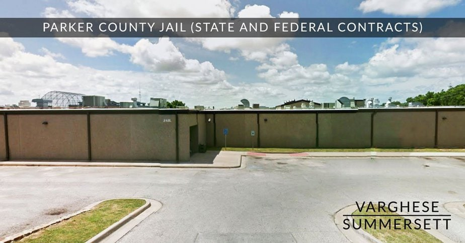 Parker Search County Jail
