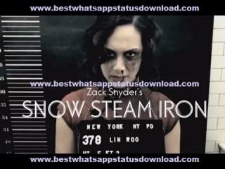 2. Snow Steam Iron