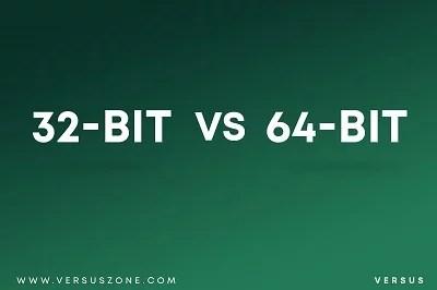 Memory 32 Bits, 64 Bits Bits, Gb, Tb, Operating System,