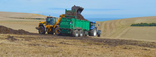 Les épandages sur terres agricoles des matières fertilisantes d'origine résiduaire