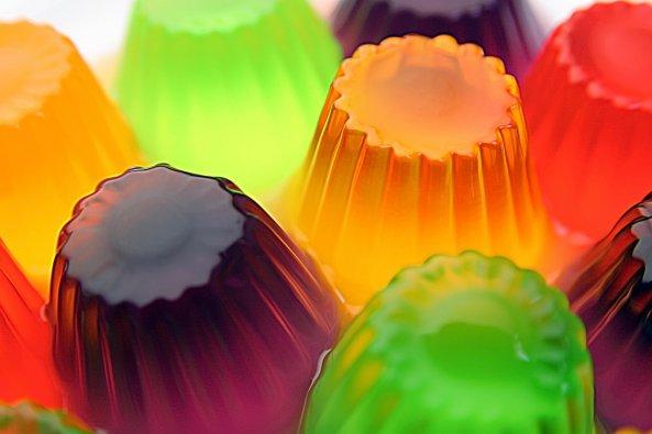 16 Razones saludables para comer mas gelatina