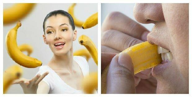 usos de la cascara de banana