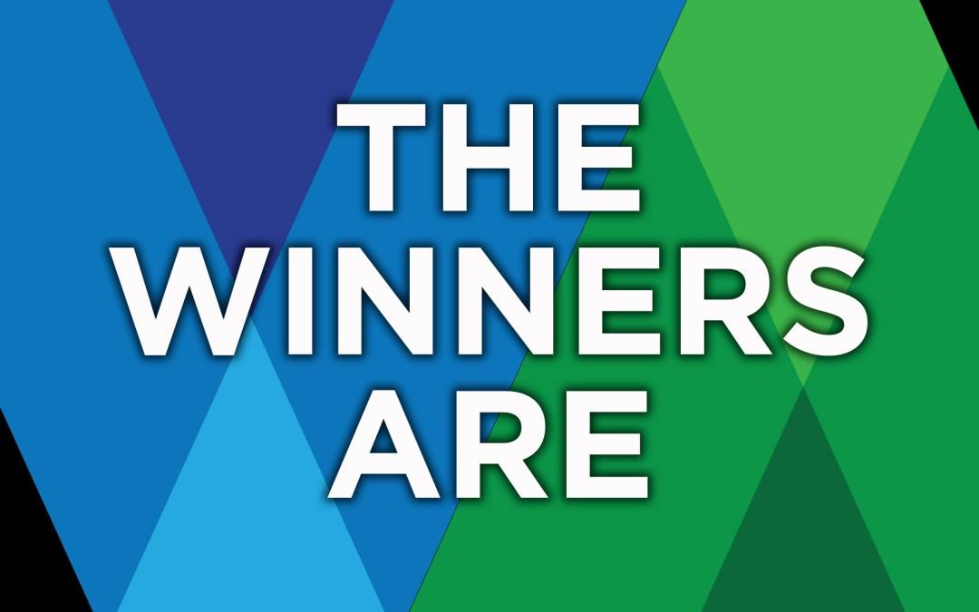 Vertex Awards IV Winners Announced