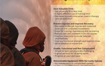 Vertical Dynamics — A Good Choice for Firefighters and First Responders
