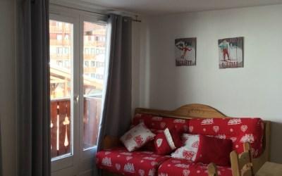 Location meublée – Appartement Tignes Val Claret – Mandat 1