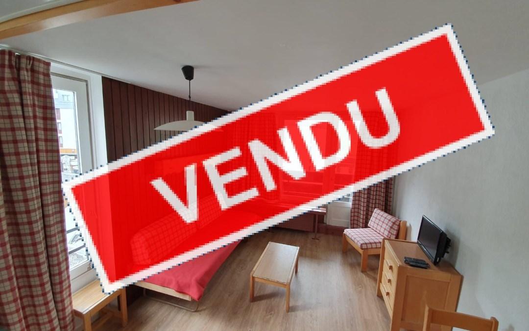 Location meublée Appartement deux pièces au plein coeur de Tignes Val Claret – Ref 2019.11B