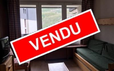 Studio au plein coeur de Tignes Val Claret – Mandat 11.C