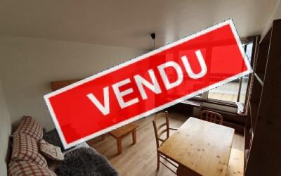 Vente Appartement deux pièces au plein coeur de Tignes Val Claret – Ref 2019.11E