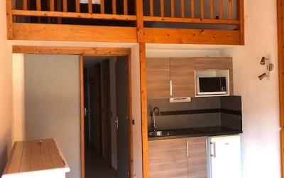 Vente Appartement trois pièces au Centre de Bourg St Maurice – Ref 2019.20