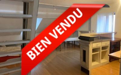 Vente Appartement T3 de 55,04 m2 au centre d'Annecy – Ref 2020.01B