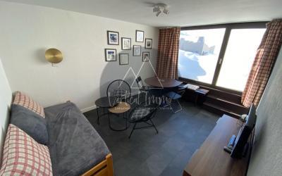 Location Appartement deux pièces 6 personnes au plein coeur de Tignes Val Claret – Ref PLAT36