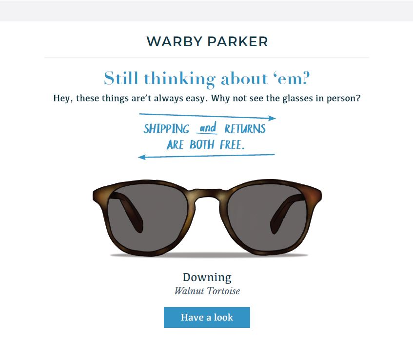 Effective-Email-WarbyParker