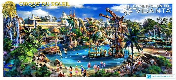 Image result for Cirque du Soleil Theme park in Mexico