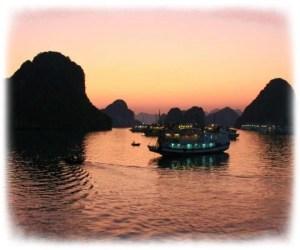 VIETNAM, ESCALADE A HUU LUNG ET EN BAIE DE HALONG @ Vietnam