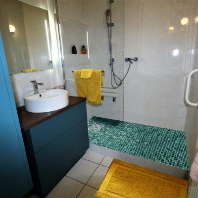 renovation d une salle de bain couleur
