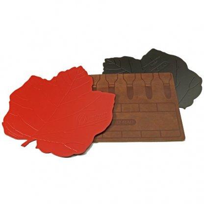 tapis de souris en cuir recycle mather