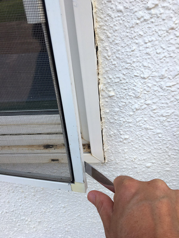 how to remove window screen frame | Framess.co