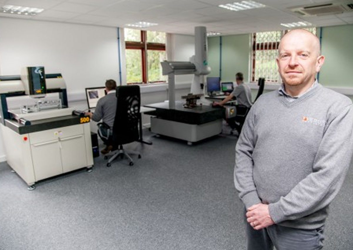 Nottingham Opens in May - Verus Precision