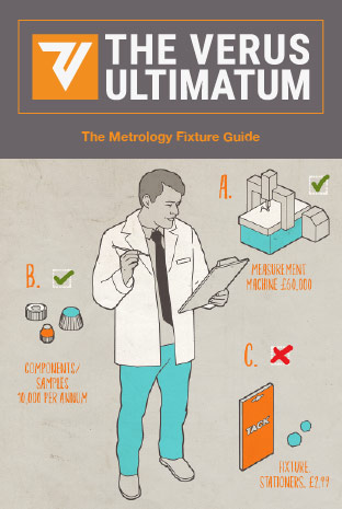 The Verus Ultimatum Cover - Verus Metrology Partners