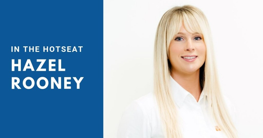 Interview with Metrology Manager Hazel Rooney on women in engineering