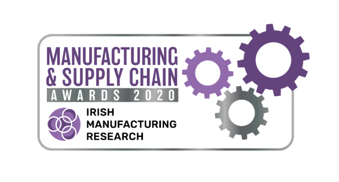 IMR Manufacturing and Supply Chain Awards 2020