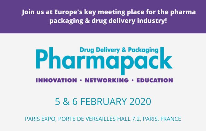 Verus Metrology Attending Pharmapack 2020