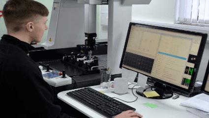 Billy Roe Metrology Applications Engineer Apprentice