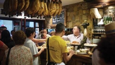 Gourmet Pub Grub - San Sebastian Style