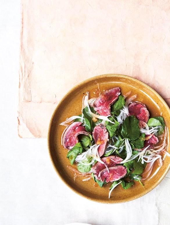 Beef Tataki Extracted from Japanese Food Made Easy by Aya Nishimura